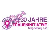 Logo 30 Jahre Fraueninitiative Magdeburg e.V.